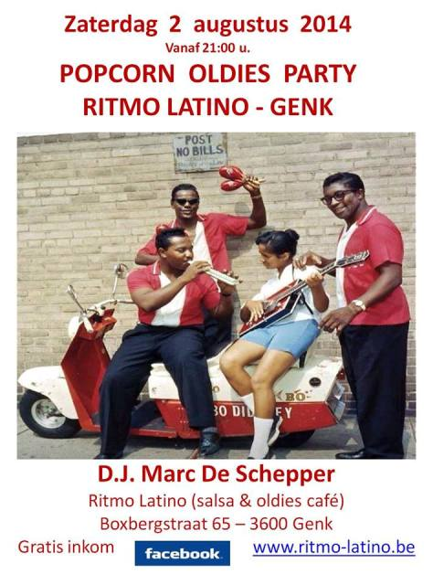 Ritmo Latino 2 Aug